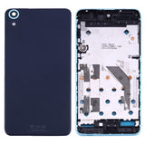 iPartsBuy for HTC Desire 826 Full Housing Cover(Blue)