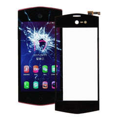 iPartsBuy Meitu M4 Touch Screen Digitizer Assembly(Black)
