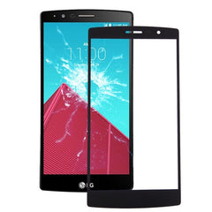 iPartsBuy for LG G4 Mini Front Screen Outer Glass Lens(Black)
