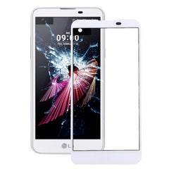 iPartsBuy for LG X screen / K500 / K500N Front Screen Outer Glass Lens(White)