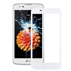 iPartsBuy for LG K7 Front Screen Outer Glass Lens(White)