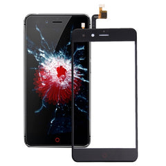 iPartsBuy ZTE Nubia Z11 Mini / NX529 Touch Screen Digitizer Assembly(Black)