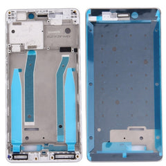iPartsBuy for Xiaomi Redmi 3 Front Housing LCD Frame Bezel(White)