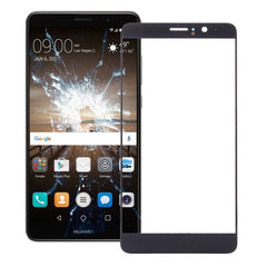 iPartsBuy Huawei Mate 9 Front Screen Outer Glass Lens(Black)