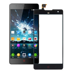 iPartsBuy ZTE Nubia Z7 Max Touch Screen Digitizer Assembly(Black)