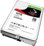 Seagate IronWolf 10TB 256MB Cache 3.5 inch Internal NAS Hard Disk Drive - SATA III 6 Gb/s Interface