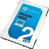 Seagate 2TB Notebook Internal Hard Drive -2.5-Inch SATA 6Gb/s 128MB Cache