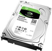 Seagate Barracuda 500GB SATA 6Gbps With 32MB Cache Internal Hard Drive Image