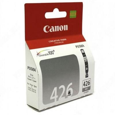 Original Canon CLI-426 Grey Ink Cartridge