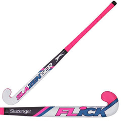 Slazenger Flick Pink Junior Hockey Stick - 34 Inch