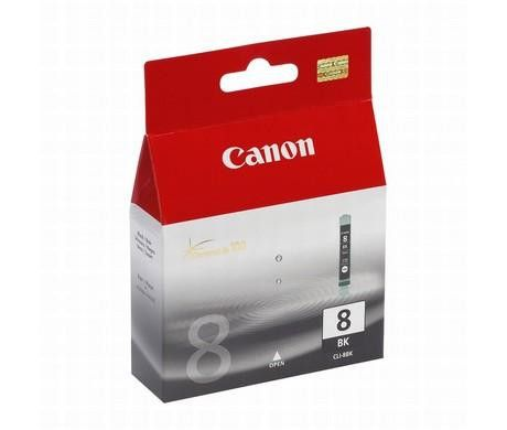 Original Canon CLI-8 Black Ink Cartridge