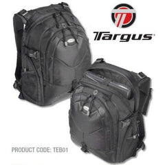 Targus Campus 15-16 inch  Backpack - Black