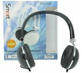 UniQue TH090 Smart Stereo Headset - Black