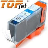 TopJet Generic Replacement Ink Cartridge for Canon Ink CLI-426 Cyan