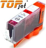 TopJet Generic Replacement Ink Cartridge for Canon Ink CLI-426 Magenta - Page Yield 200 pages with 5% Coverage for Canon Pixma MG5140 / MG5240 / MG5340 / MG6140 / MG6240 / MG8140 / MG8240 / IP4840 / IP4940 / MX714 / MX884 / MX894-Magenta