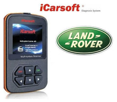 iCarsoft LandRover Scan Tool i930 - Online Update