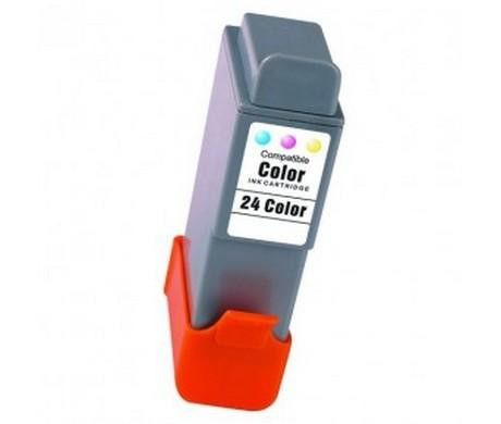 Generic Canon BCI-24 Tri-Colour Ink Cartridge