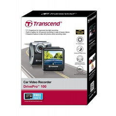 Transcend DrivePro 100 Car Video Recorder