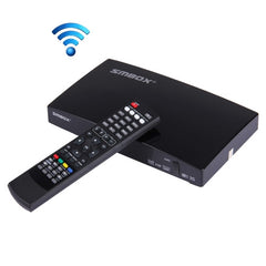 SMBOX SM8 FHD 1080p TV Box HD TV Receiver with Remote Control Support 3G / WiFi / DLNA / DIVX / DVB-S2 / WEB TV