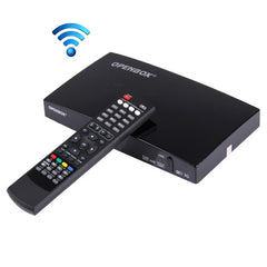 OPENBOX V8S FHD 1080p TV Box HD TV Receiver with Remote Control Support 3G / WiFi / DLNA / DIVX / DVB-S2 / WEB TV
