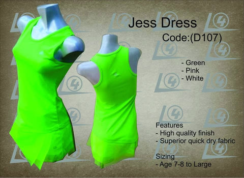40LUV Jess Dress - S