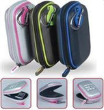 Promate Terara Compact Shell Camera Case with Memory Foam Pad Protector