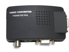 VGA/S-video/RCA to VGA Converter Box