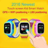 Q90 Touch Screen WiFi Positioning Smart Watch - Local Stock with 6 Months Warranty