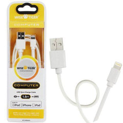 Usb Lightning Cable 1.5Mtr For Apple