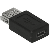 Usb Female To Micro Usb Female Adapter - Zasttra.com
