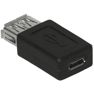 Usb Female To Micro Usb Female Adapter