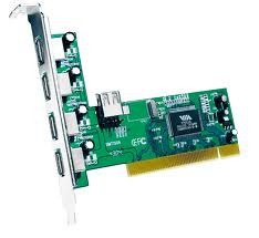 Pci: 5 Usb Ports (4Ext 1Int) Usb Ver2