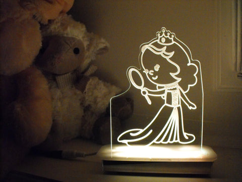 Vanity the Princess Night Light