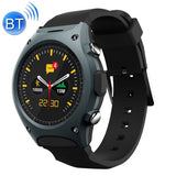 Q8 1.22 inch IPS Screen MTK2502C Bluetooth 4.0 Smart Bracelet Watch Phone with Answer Call & Heart Rate Monitor & Pedometer & Call / Sedentary / Sports Reminder & Calendar & Timing & Recording & Alarm Clock & Remote Camera & Life Waterproof Function 128M