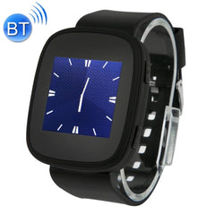 KEN XIN DA S7 Smart Watch Phone 1.54 inch Touch Screen Support Heart Rate Bluetooth FM Radio MP4 GSM(Black)
