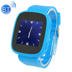 KEN XIN DA S7 Smart Watch Phone 1.54 inch Touch Screen Support Heart Rate Bluetooth FM Radio MP4 GSM(Blue)
