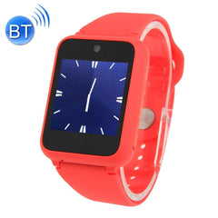 KEN XIN DA S9 Smart Watch Phone 1.54 inch Touch Screen Support Bluetooth FM Radio MP4 0.3MP Camera GSM(Red)