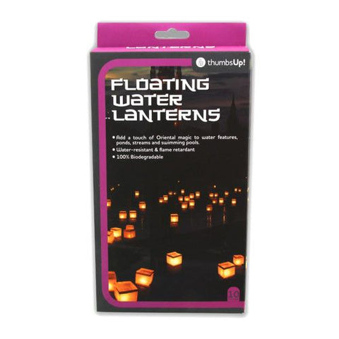 Floating Water Lanterns (10 Pack)