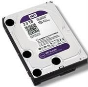 Western Digital Purple - 2.0TB 3.5 inch  SATA3 6.0Gbps Surveillance HDD