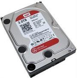Western Digital Red NAS Hard Drive 3TB IntelliPower 64MB Cache SATA 6.0Gb/s 3.5 inch  Internal Hard Drive