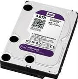 Western Digital Purple - 4.0TB 3.5 inch  SATA3 6.0Gbps Surveillance HDD