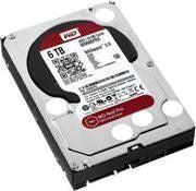 Western Digital Red NAS Hard Drive 6TB IntelliPower 64MB Cache SATA 6.0Gb/s 3.5 inch  Internal Hard Drive