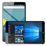 ONDA V891w CH Dual OS Tablet ROM: 32GB CE / FCC / ROHS / WEEE Certificated Built-in O-Box Sound Chamber 8.9 inch Windows 10 + Android 5.1 Dual OS Intel Cherry Trail Atom X5 Quad Core RAM: 2GB Support 128GB TF Card 4K Vedio WiDi Output