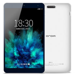 ONDA V80 SE Tablet ROM: 32GB CE / FCC / ROHS / WEEE Certificated Dual Camera 8.0 inch HD Screen ONDA ROM 2.0 Android 5.1 OS Intel Z3735F Quad-Core 64-bit 1.83GHz RAM: 2GB(Blue)