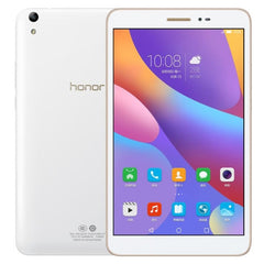 Huawei Honor Tablet 2 16GB 8.0 inch EMUI4.0 (Android 6.0) Qualcomm Snapdragon 616 Octa Core 4x1.5GHz + 4x1.2GHz Model: JDN-W09 RAM: 3GB WiFi OTG BT GPS(White)