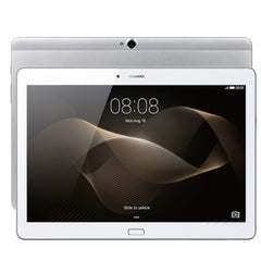 Huawei MediaPad M2 10.0 Tablet PC 16GB 10.1 inch EMUI 3.1 Kirin 930 Octa Core 4x2.0GHz + 4x1.5GHz Model: A01L RAM: 3GB Network: 4G(Silver)