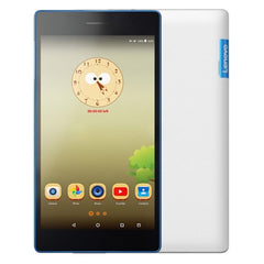 Lenovo Tab3 730M 4G Phone Call Tablet PC 16GB 7.0 inch Android 6 MTK8735P Quad Core 1.0GHz RAM: 1GB(White)