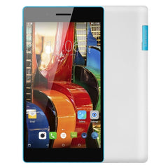 Lenovo Tab3 730M 2GB+16GB 7.0 inch Android 6.0 MTK8735P Quad Core 1.0GHz Network: 4G WiFi GPS BT(White)