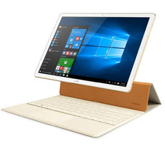 HUAWEI MateBook M5 HZ-W19 256GB 12.0 inch Windows 10 HOME Intel Core M5 Dual Core up to 2.7GHz RAM: 8GB with Keyboard Leather Case(Gold)