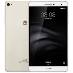 Huawei MediaPad M2 Youth Version PLE-703L 3+32GB 7.0 inch Android 5.1 Qualcomm Snapdragon 615 Octa Core 4x1.5GHz + 4x1.2GHz Network: 4G(Gold)
